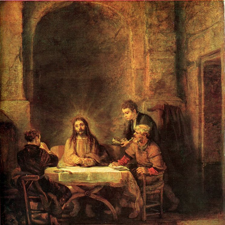 supper-at-emmaus-by-Rembrandt